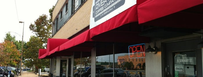 Rivertown Coffee is one of Food in The Shoals Area.