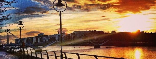 Sean O'Casey Bridge is one of Dublin Tourist Guide.