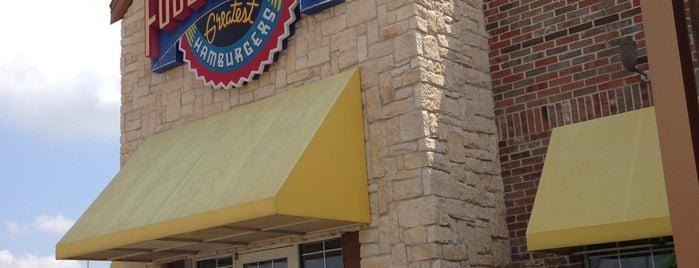 Fuddruckers is one of 2011 DFW Burger Battle.