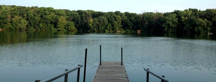 Pine Lake State Park is one of Iowa: State and National Parks.
