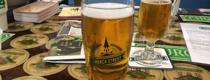 Church Street Brewing Company is one of 2013 Chicago Craft Beer Week venues.