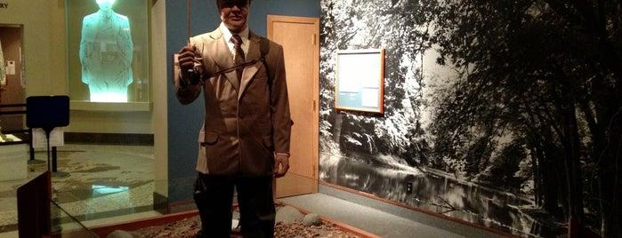 Herbert Hoover Presidential LIbrary & Museum is one of Mr. President, Mr. President....