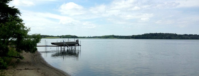 Rice Lake State Park is one of Iowa: State and National Parks.