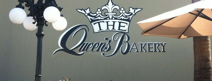 The Queen's Bakery is one of OC Drinks and Desserts.