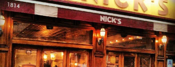 Nick's Restaurant & Pizzeria is one of NYC Manhattan East 65th St+.