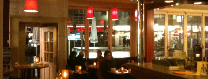 Café Konkret is one of BermudaDreieck.