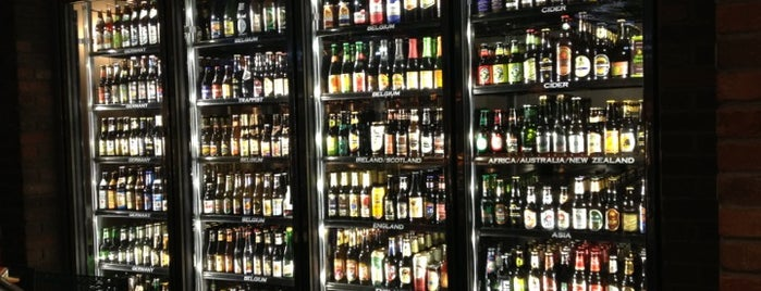 World of Beer is one of Arlington.