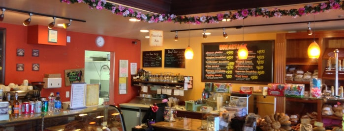 Esther's German Bakery is one of Nor Cal Destinations.