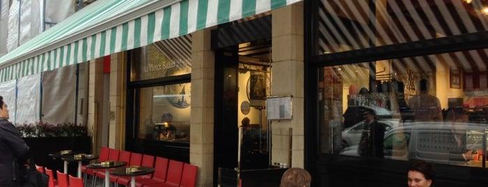 Au Vieux Saint Martin is one of My Personal Shortlist of Restaurants.