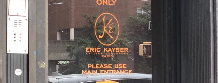 Maison Kayser is one of The New Yorkers: Tribeca-Battery Park City.