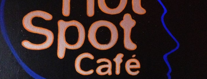 Hot Spot Café is one of Must-visit Gay Bars in Amsterdam.