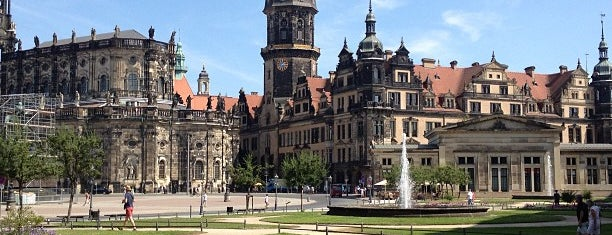 Dresden is one of All-time favorites in Germany.