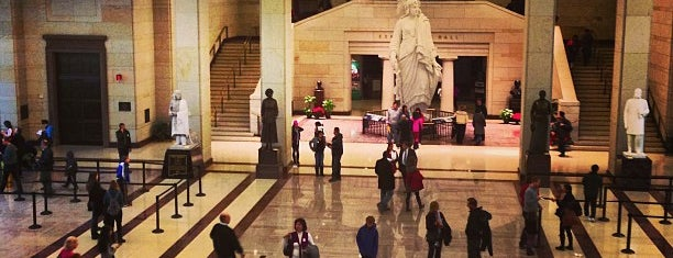 U.S. Capitol Visitor Center is one of The 15 Best Places for Tours in Washington.