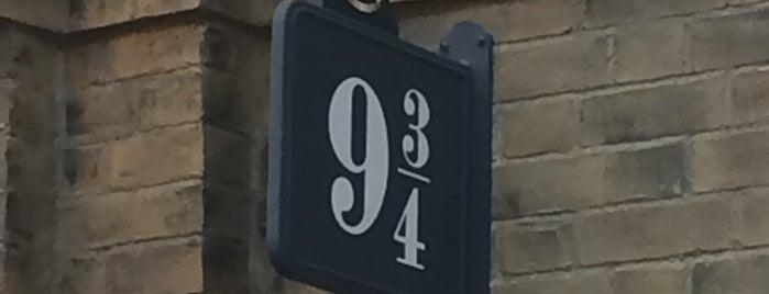 Platform 9 3/4 is one of Ending Summer.