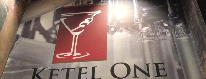 Ketel One Club is one of Restaurants.