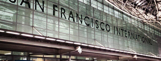 Aeropuerto Internacional de San Francisco (SFO) is one of Airports been to.