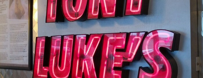 Tony Luke's is one of Philadelphia's Best Sandwich Places - 2013.