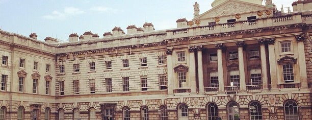 Somerset House is one of London's Best Museums - 2013.