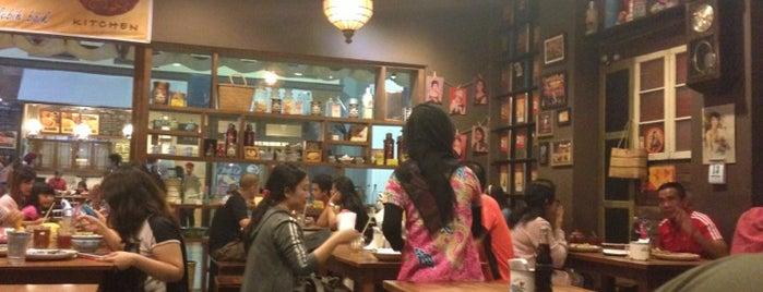 Sagoo Kitchen is one of Bandung Kuliner.