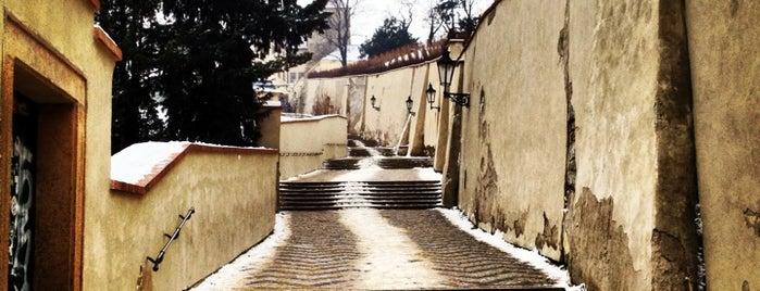 Staré zámecké schody is one of Prag - Must see.