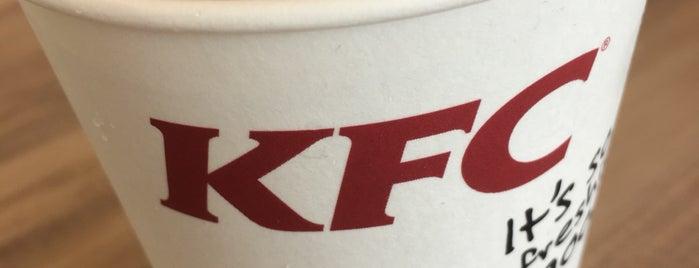 KFC Gunung Rapat is one of KFC Chain, MY #1.