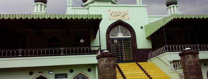 Masjid Syuhada is one of @ Jogja.