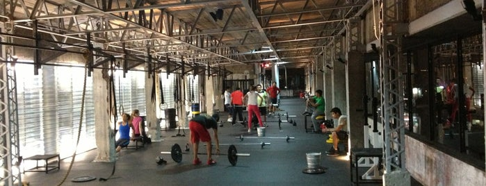 Reebok CrossFit is one of Circuito Roma-Condesa.
