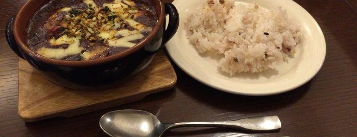 Cafe山猫軒 is one of 立命館大学 衣笠キャンパス.