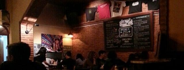 Dellepiane Bar is one of BAs.