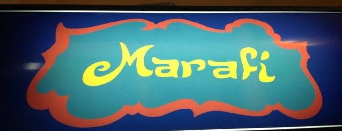 Marafina is one of Berlin.
