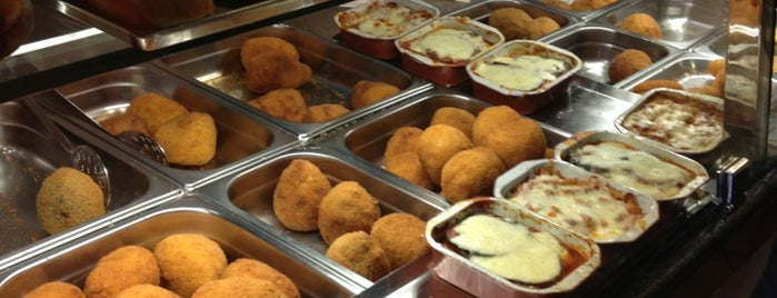 Mondo Arancina is one of Roma locali: checked.