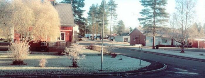 Jörn Station is one of Tågstationer - Sverige.