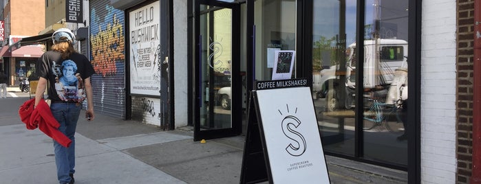Supercrown Coffee Roasters is one of Bushwick Eating Agenda.