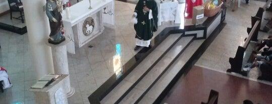 Paróquia Coração Eucarístico de Jesus is one of #Rio2013 | Catequese [Portuguese].