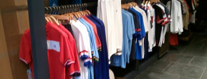 Fred Perry Authentic Shop is one of Guide to New York's best spots.