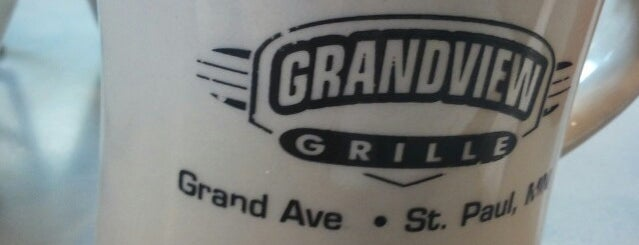 The Grandview Grill is one of Restaurants.