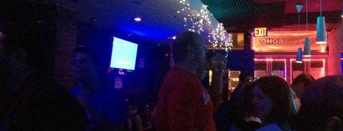 Karaoke Boho West 4 is one of Don't Stop Believin (NY).