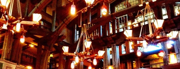 Disney's Grand Californian Hotel & Spa is one of The 15 Best Places for Sunsets in Anaheim.
