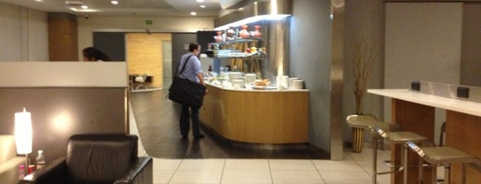 Lufthansa Business Lounge is one of Lufthansa Lounges.