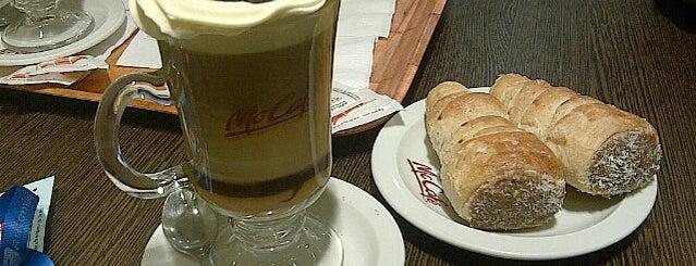 McCafé is one of Ya visitado.