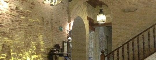 La Casa del Tesorero is one of Restaurantes.