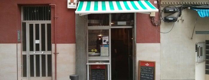 La Nova Farga is one of Menjar bé i barat a Barcelona.