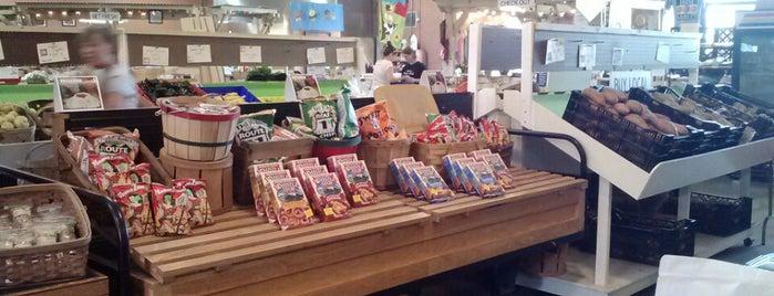 Five Points Market & Get Fresh Cafe is one of Triple D Restaurants.