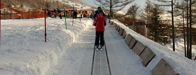 一の瀬ダイヤモンドスキー場 is one of スキー場.