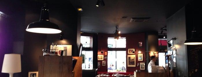 Chez Boris is one of Restau's.