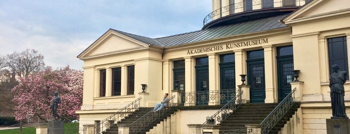 Akademisches Kunstmuseum is one of Bonn.