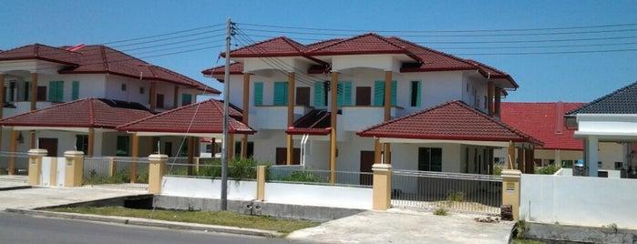 Taman Tunku is one of miri.