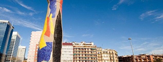 Barcelona, baby!