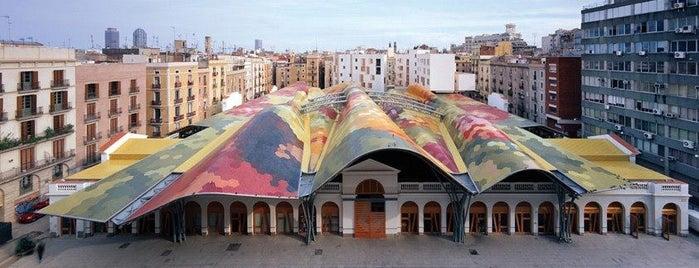 Mercat de Santa Caterina is one of My Barcelona!.