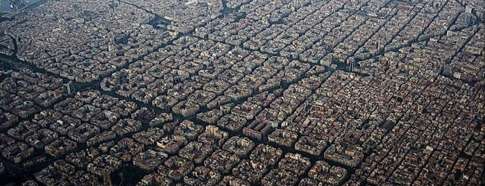 Eixample Esquerra is one of my favorites.